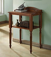 Monarch Dark Oak Telephone Table