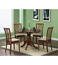 Monarch Oak Dining Room Collection