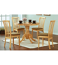 Monarch Natural Dining Room Collection