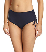 Beach House® Solids Adjustable Swimwear Bottom