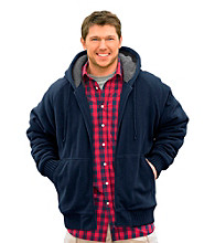 True Nation® Men's Big & Tall Lined Hoodie