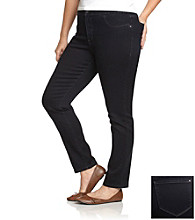 NYDJ® Plus Size Janice Denim Leggings