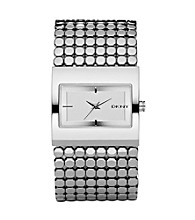 DKNY® Women's Stainless Steel Glitz Watch