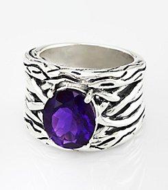 Effy® Sterling Silver Amethyst Ring