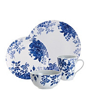 Paula Deen® Signature Blue Tatnall Street 16-pc. Dinnerware Set