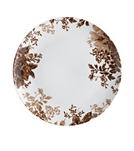 Paula Deen® Signature Coffee Bean Tatnall Street Set of 4 Dinner Plates