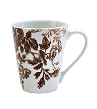 Paula Deen® Signature Coffee Bean Tatnall Street Set of 4 Mugs