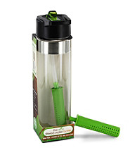 Smart Planet Eco Filtered Water Bottle with Bonus Filter