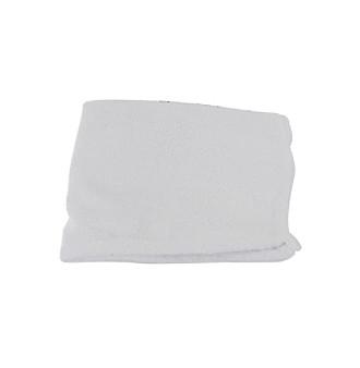 Spa Sister™ Microfiber White Hair Turban