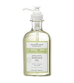 Aromafloria® Aroma Remedy® Tea Tree Bath & Massage Oil