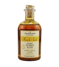 Aromafloria® Muscle Soak™ Foaming Eucalyptus Bubble Bath