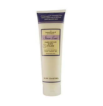 Aromafloria® Stress Less® Lavender Foaming Salt Glow Body Polish