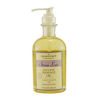 Aromafloria® Stress Less® Lavender Massage Oil