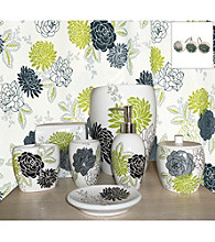 Waverly® by Famous Home Fashions® Cheri Apple Shower Curtain and Boutique Set