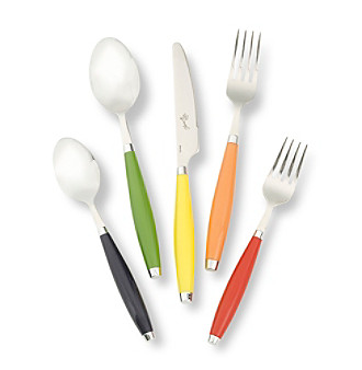 Product: Fiesta® Dinnerware Brights Multicolor 5-pc. Flatware Set