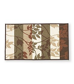 Bacova® Cotton Elegance Tonal Vine Accent Rug