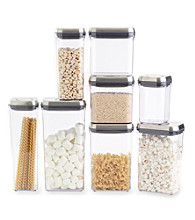 OXO® SteeL POP Stackable Containers