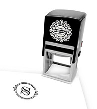 Three Designing Women® Uppercase Alphabet Stamp Insert