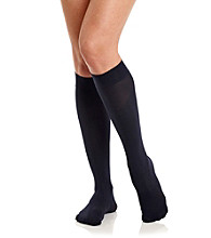 HUE® Soft Opaque Knee Hi Socks