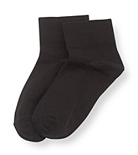 HUE® Cotton Body Socks