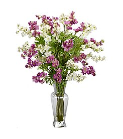 Nearly Natural® Dancing Daisy Silk Flower Arrangement