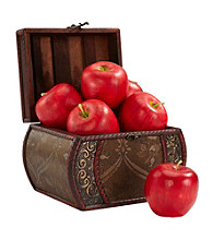 Nearly Natural® Faux Apple (Set of 6)