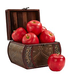 Nearly Natural® 6-pc. Faux Apple Set