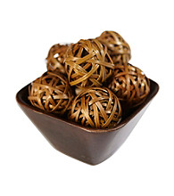 Nearly Natural® Decorative Balls (Set of 12)