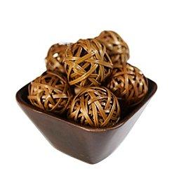 Nearly Natural® 12-pc. Decorative Balls Set