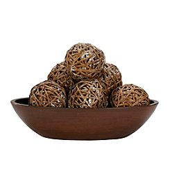 Nearly Natural® 6-pc. Decorative Balls Set