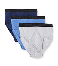 Jockey® Men's Staycool 3-Pack Low Rise Brief