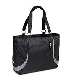 High Sierra® Ashley Tote Bag - Black/Charcoal