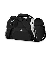 High Sierra® Switch Blade Cross-Sport Duffel - Black/White