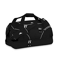 High Sierra® Crunk Trunk Cross-Sport Duffel - Black