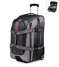 High Sierra® AT6 Expandable Wheeled Duffel