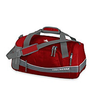 High Sierra® Bubba Cross-Sport Duffel - Carmine Red/Charcoal