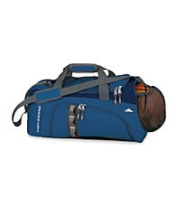 High Sierra® Ballbusta Cross-Sport Duffel - Pacific/Blue Velvet