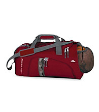 High Sierra® Ballbusta Cross-Sport Duffel - Carmine Red