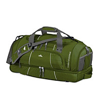 High Sierra® Colossus Cross-Sport Duffel - Amazon/Silver