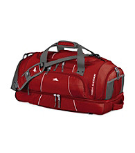High Sierra® Colossus Cross-Sport Duffel - Carmine Red