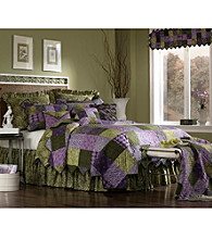 Donna Sharp® Grape Patch Bedding Collection