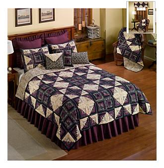 Donna Sharp® Jude Log Cabin Bedding Collection