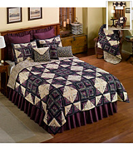 Donna Sharp® Jude Log Cabin Bedding Collection