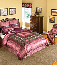 Donna Sharp® Mauvelous Trip Around The World Bedding Collection