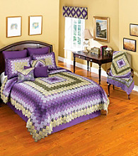 Donna Sharp® Plum Trip Around The World Bedding Collection