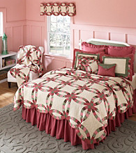 Donna Sharp® Sweet Melon Wedding Ring Bedding Collection