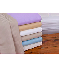 Elite Home Products Sedona Stripe 400-Thread Count Cotton Rich 6-pc. Sheet Sets