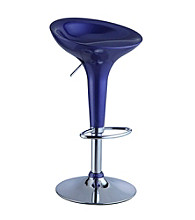 Powell® Set of 2 Retro Adjustable Height Bar Stools