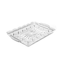 Godinger Dublin Large Rectangle Tray