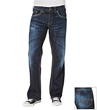 Silver Jeans Co. Men's Gordie Loose Fit Jeans - Indigo